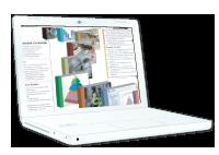 Ilustración del datasheet de sTIIM en la pantalla de un portátil