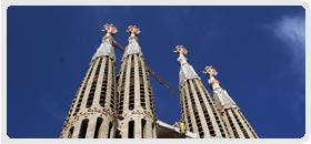 La Sagrada Família, icono de Barcelona