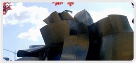 El Museo Guggenheim, icono de Bilbao