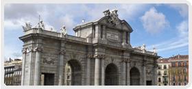 La Puerta de Alcalá, icono de Madrid