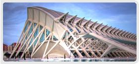 La Ciutat de les Arts i les Ciències, icono de Valencia