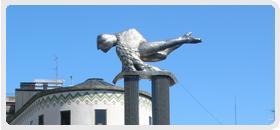 La Porta do Sol, icono de Vigo