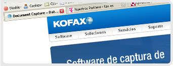 Web de Kofax