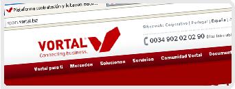 Web de Vortal