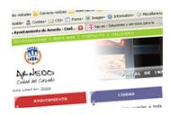 Arnedo, finalista al premio a la mejor web de la Rioja