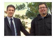 Ignacio Martínez y Francisco García