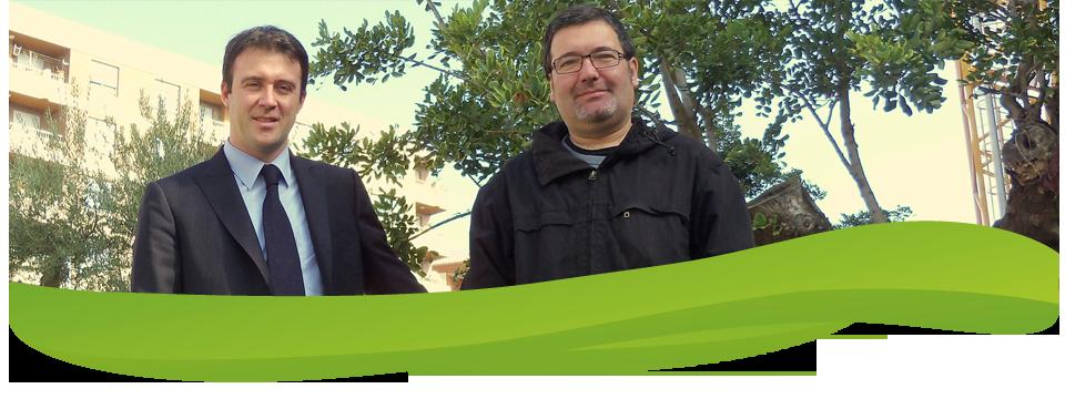 Entrevista a Francisco García e Ignacio Martínez
