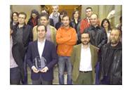 Cuida Gijón, premiado como el mejor servicio de administración electrónica en el V CNIS