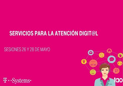 Sesiones Servicios para la Atención Digit@l